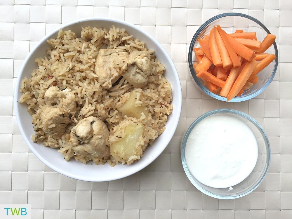 Akni Recipe   Chicken Akni - The Write Balance