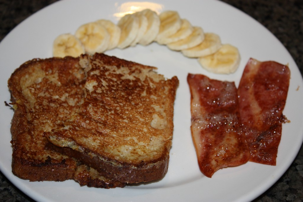 French Toast - Mitha Pow