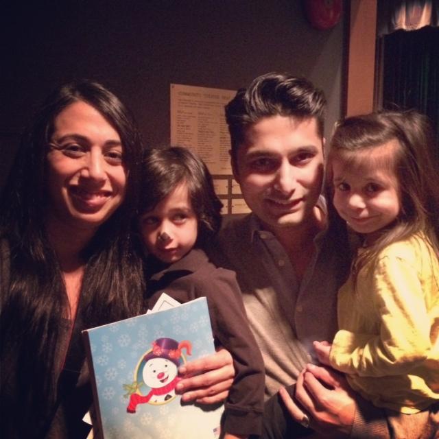 Concert Family Photo