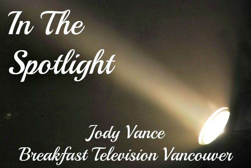 In The Spotlight-Jody Vance