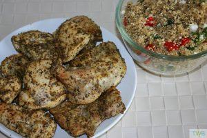 Quick & Easy Lemon Garlic Chicken Recipe