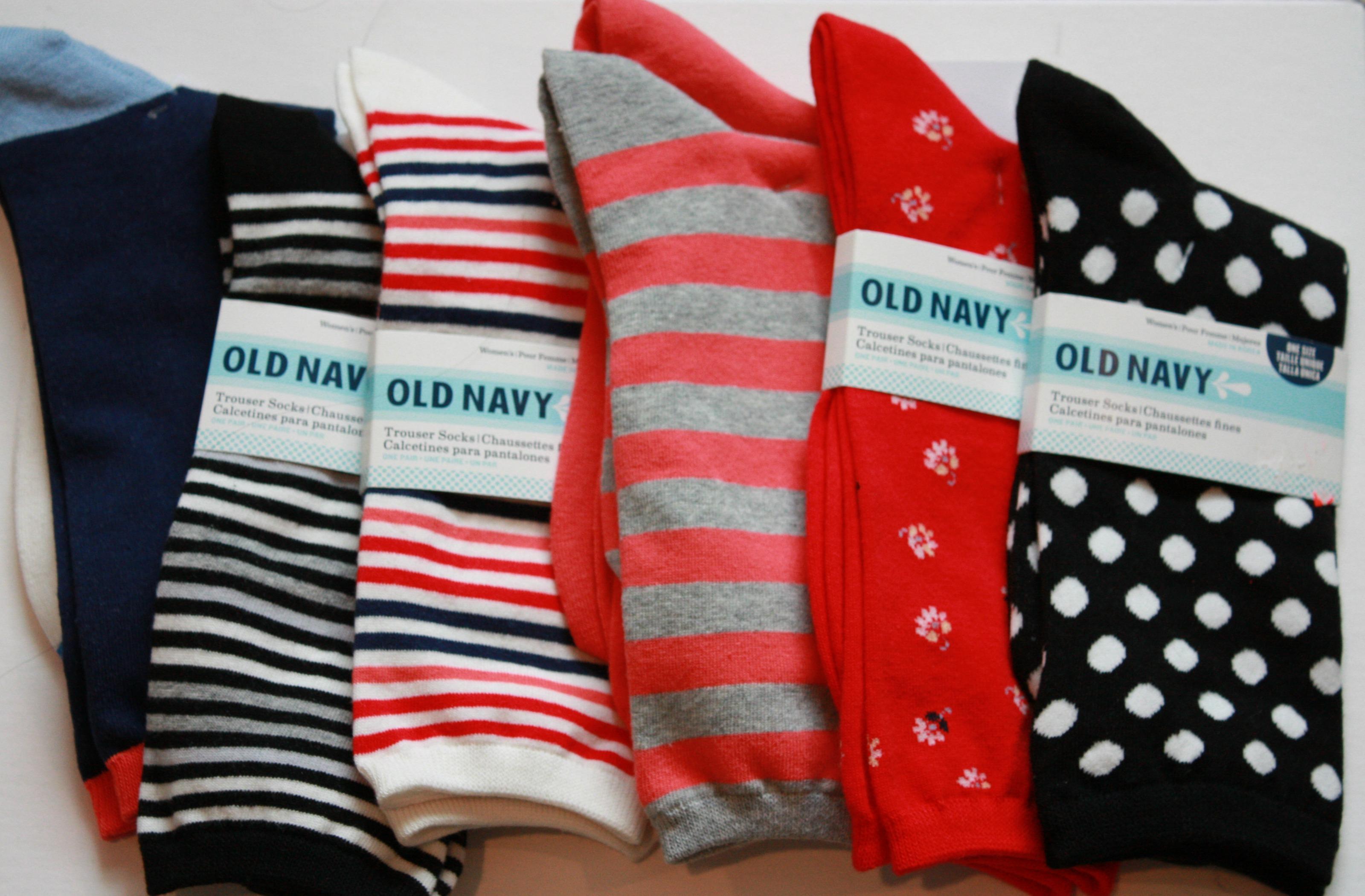 old navy socks