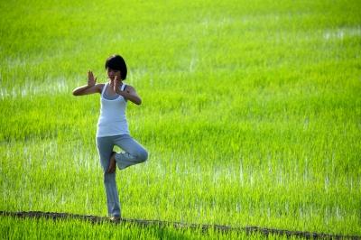 yogaongrass