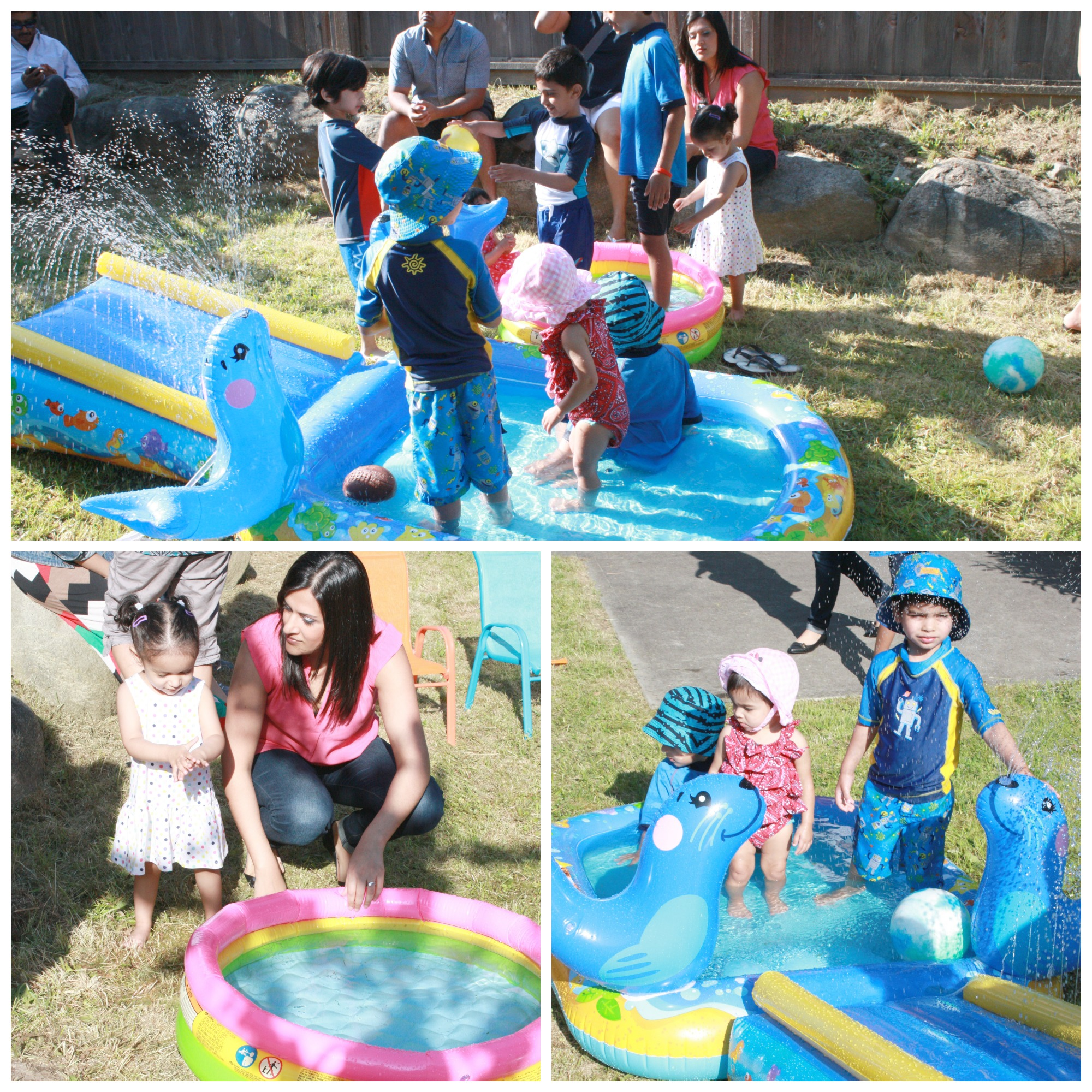 Keyan's 5th Birthday Party