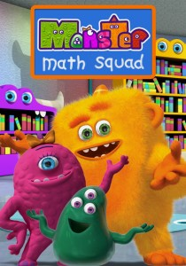 monster math squad