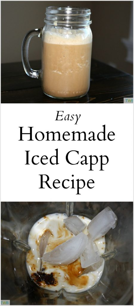asy homemade iced capp recipe