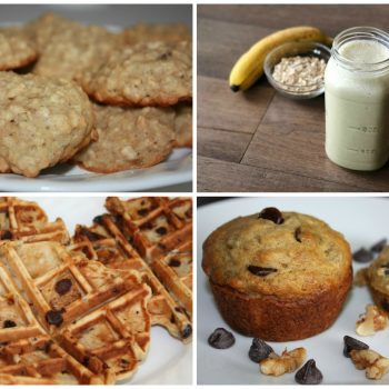 Overripe Banana recipes