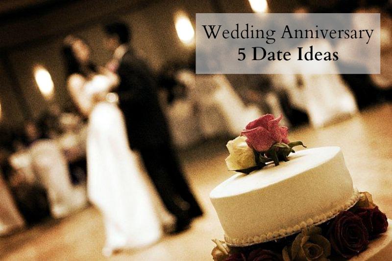 5 wedding anniversary date ideas the write balance