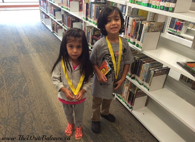 library medals 2014