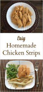 Easy Chicken Strips Recipe