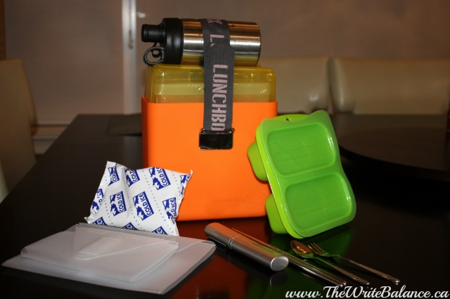 Green Lunch Box Giveaway 1
