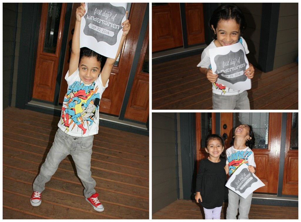 Keyan Kindergarten Collage