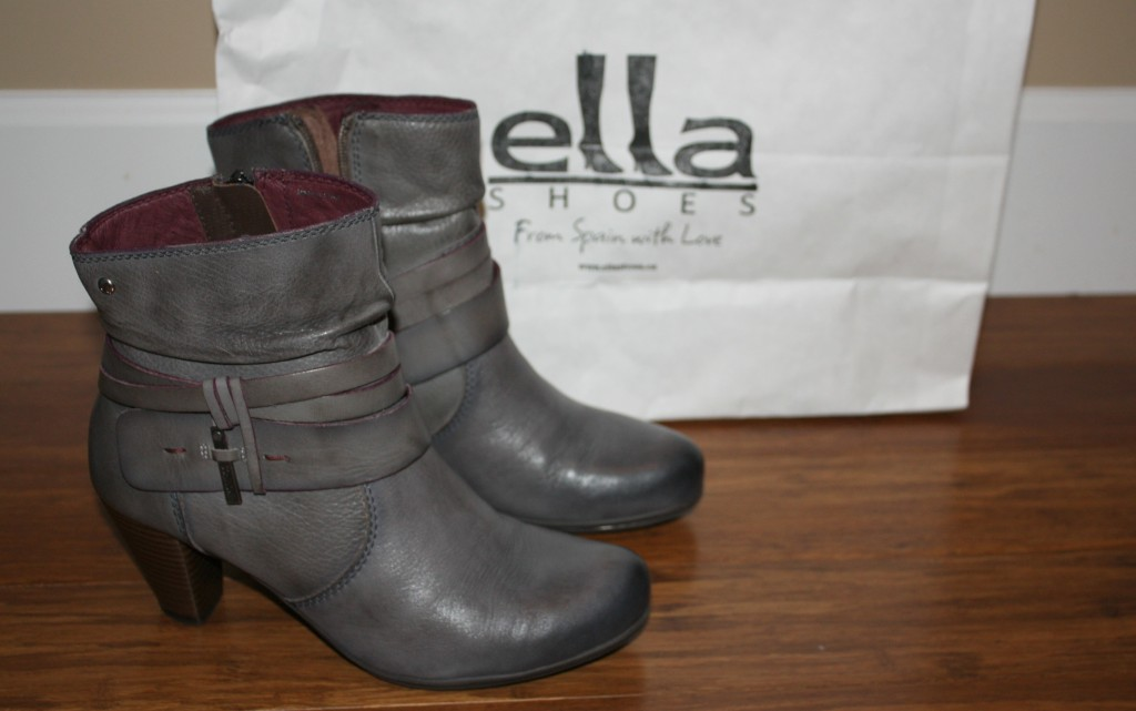 Ella Shoes pick