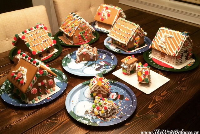 Gingerbread houses IG