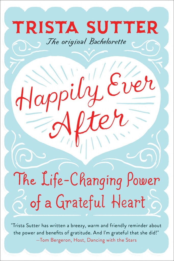 Trista Sutter - Book Cover