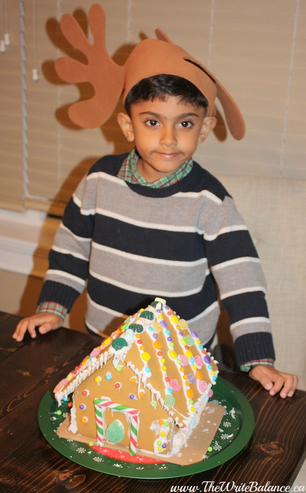 gingerbread house winner
