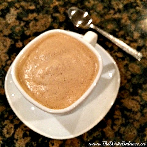 Milk Frother Latte