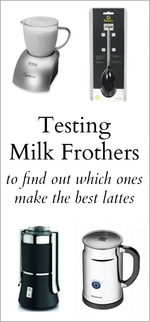 Which Milk Frother is the Best to Make Your Own Lattes?