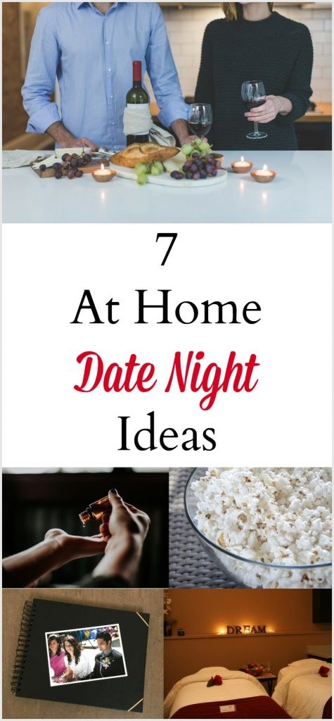 7 At Home Date Night Ideas