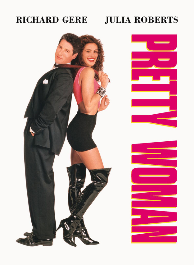 Best Romantic Comedies To Watch - Pretty woman