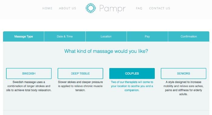 Pampr options
