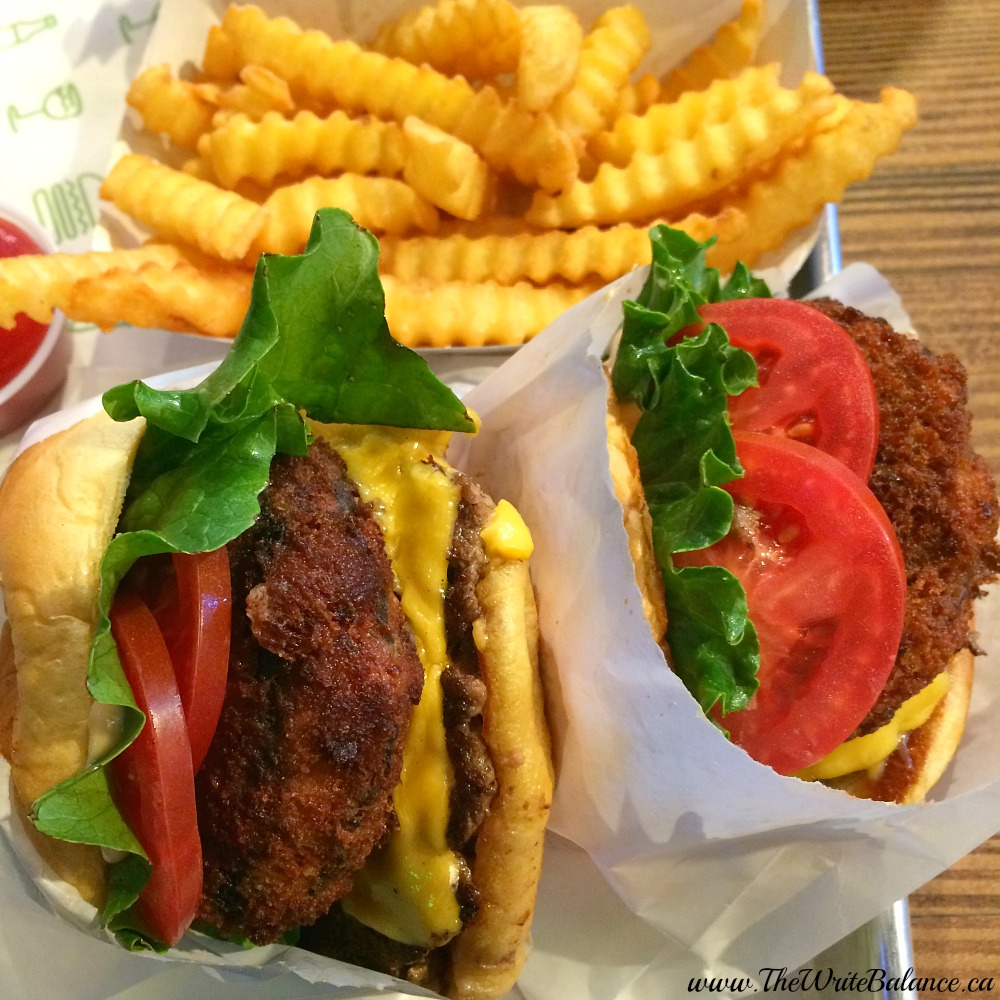 5 Must Eat Places in New York City - Shake Shack