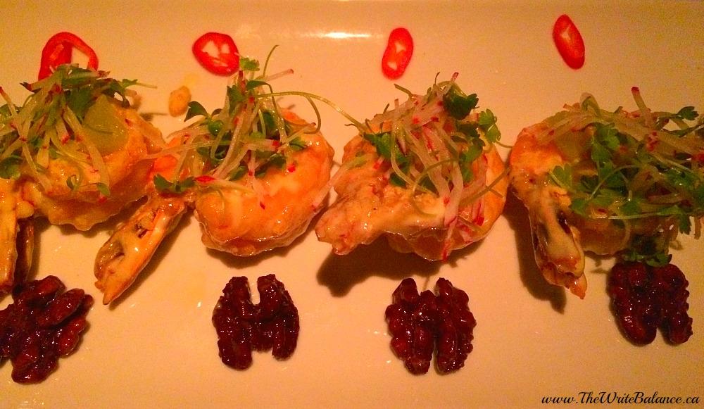 buddakan shrimps
