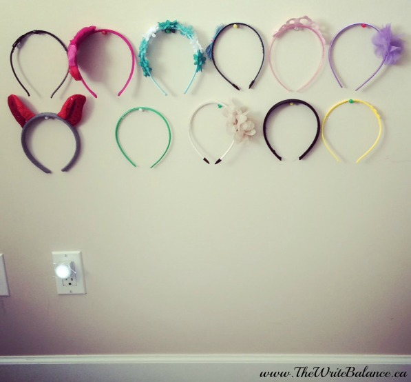 hairband organization
