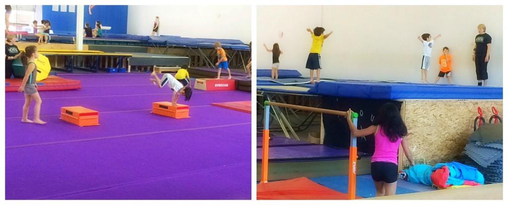 Keyan at TAG Gymnastics