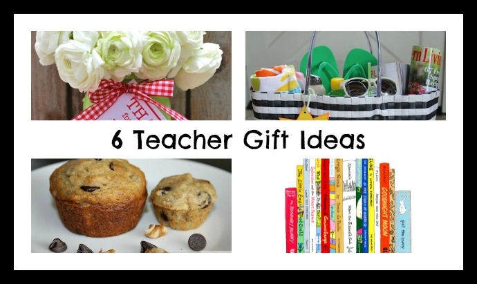 6 teacher gift ideas feature
