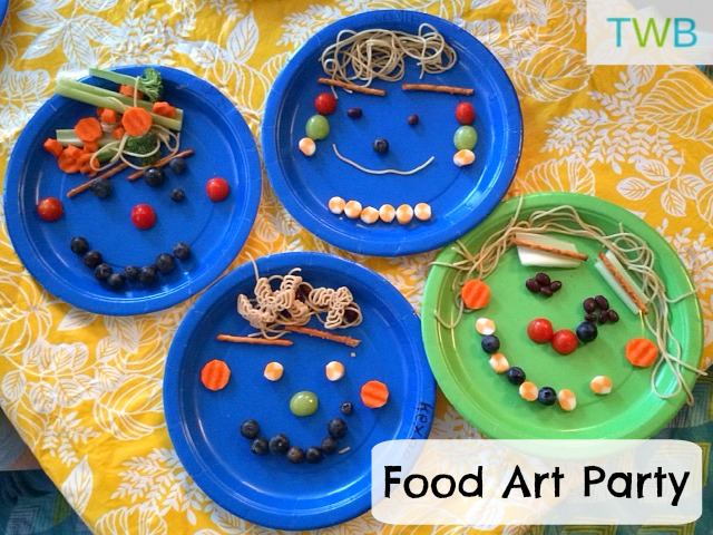 Food art party 1