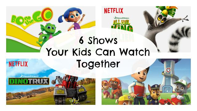 Show Kids Can watch together