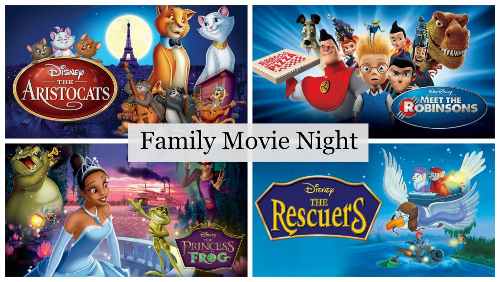 Family Movie Night Suggestions