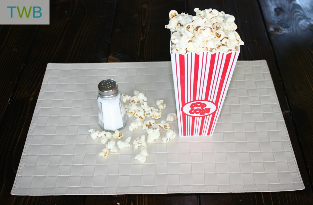 School Snack Ideas - Popcorn