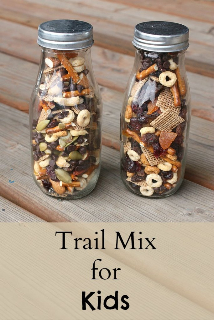 Trail Mix for the Kids