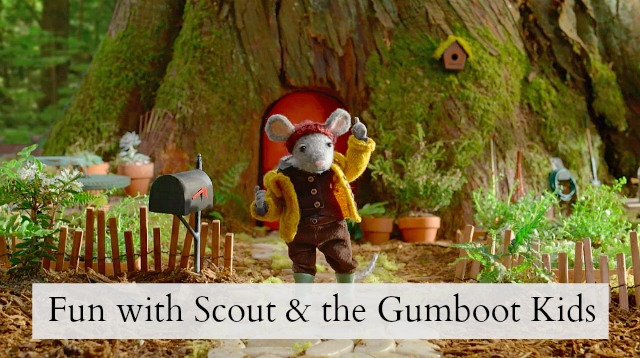 Fun with Scout & the Gumboot Kids feature