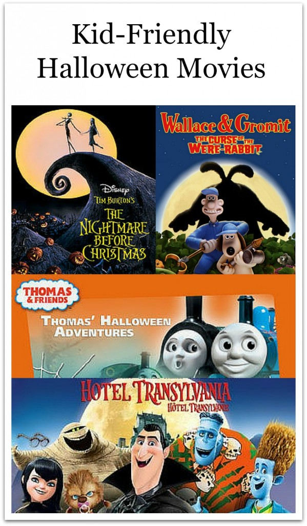 Collection of halloween movies for kids on netflix best for Family friendly thanksgiving movies