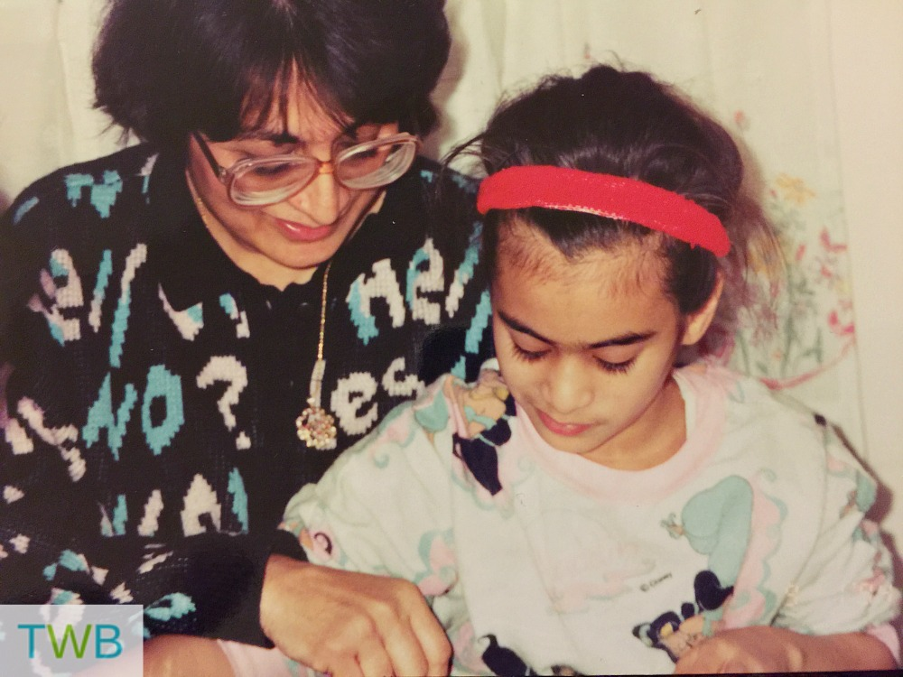 Biryani - Mom & Aliza