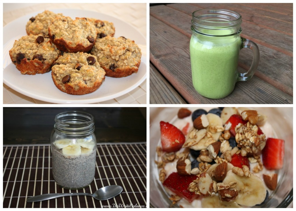Clean Eating Breakfast Ideas