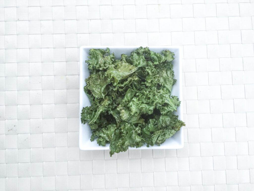 Easy & Delicious Kale Chips