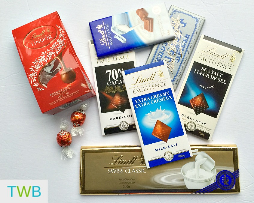 Lindt Choclates Special Delivery