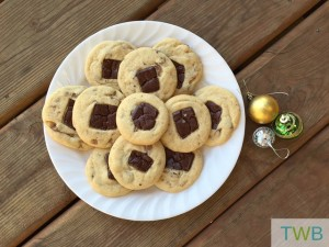 Holiday Cookie Recipes - Lindt Shortbread Cookies