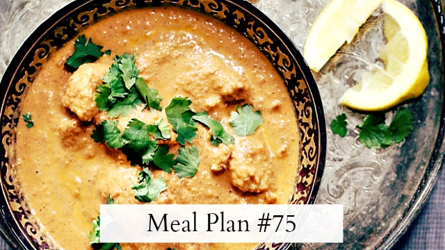 Meal Plan #75