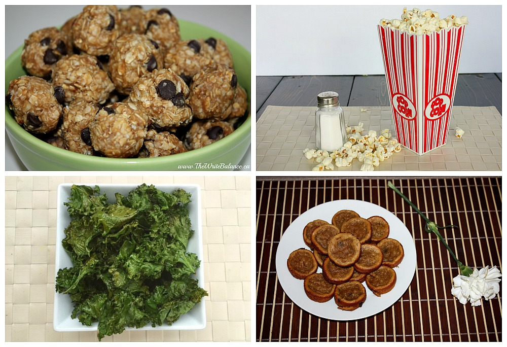 clean eating - snacks