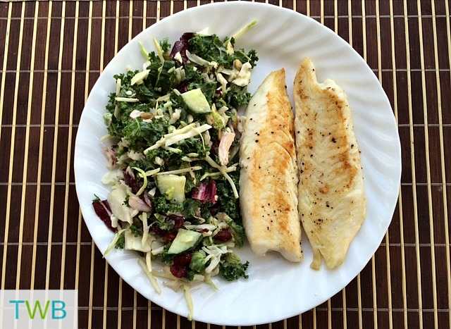 clean eating tilapia