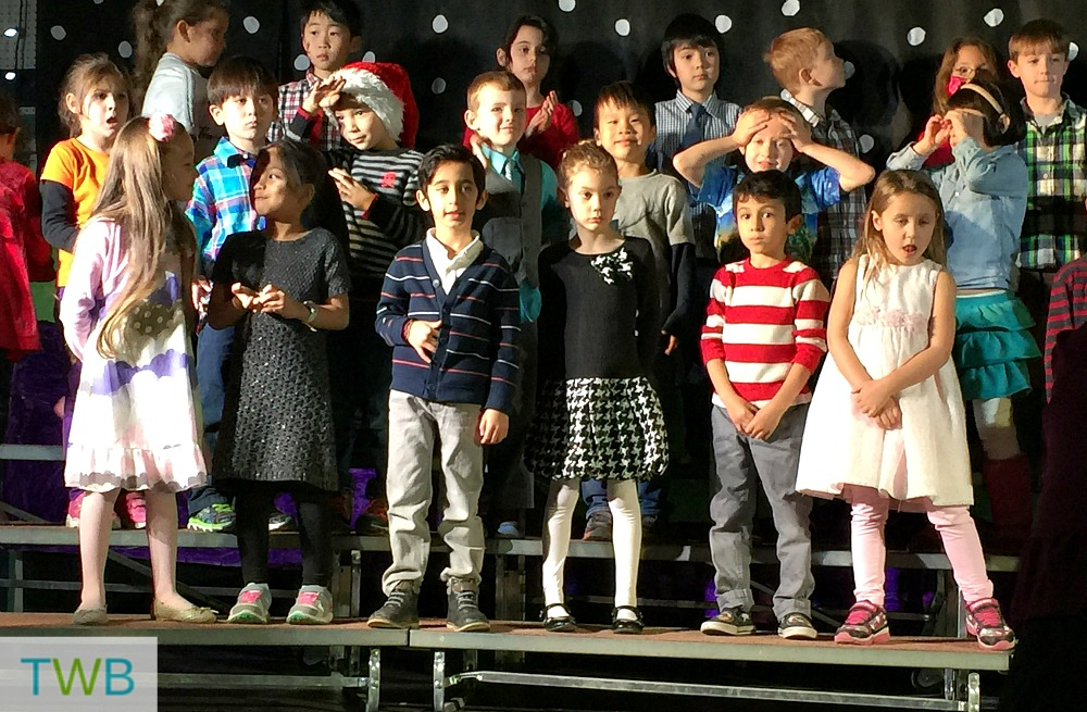 Keyan Christmas Concert 2015