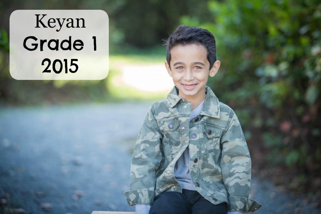 Keyan Grade 1 photo