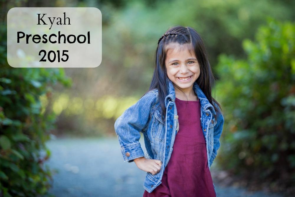 Kyah preschool 2015 photo