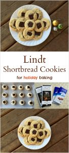 Lindt Shortbread Cookies