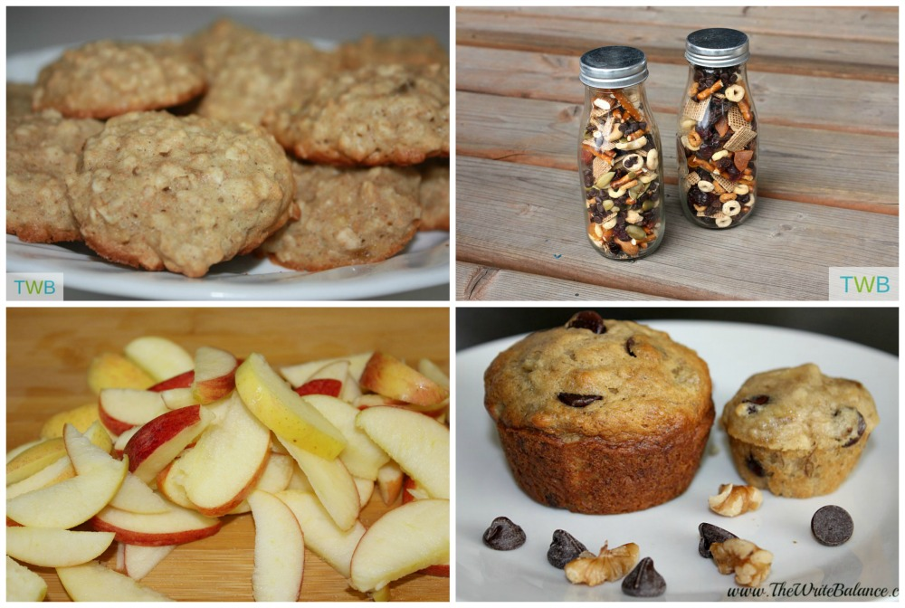 10 Snack Ideas for Kids on the Go